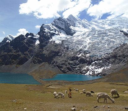 Lake Salkantay